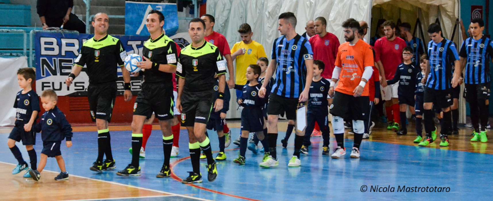 FINALE: Golden Eagle Partenope – Futsal Bisceglie 1-5