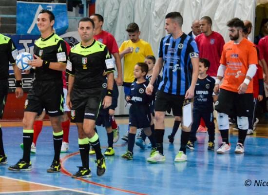 Futsal Bisceglie-Sammichele 7-3/ VIDEO HIGHLIGHTS