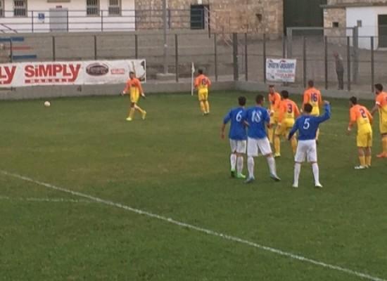 L'Unione Calcio torna con un punto da Locorotondo/CLASSIFICA