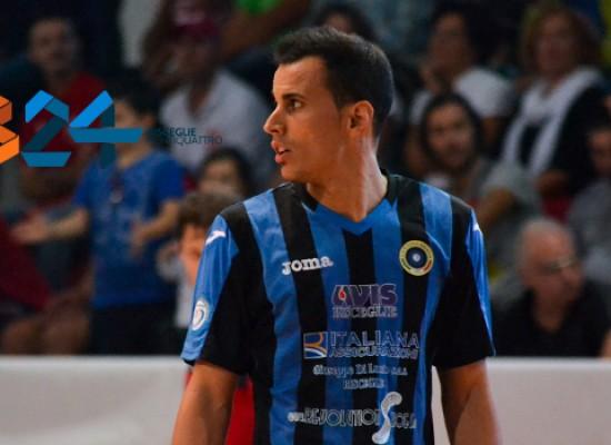 Prima sconfitta stagionale per il Futsal Bisceglie
