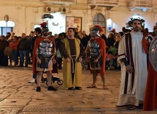 """Sabato 14 novembre il """"Guerriero di Dio"""" e XXI Sagra del tarallo e del vino novello"""