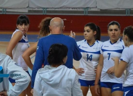 Sportilia Volley a caccia dell'impresa a Manfredonia