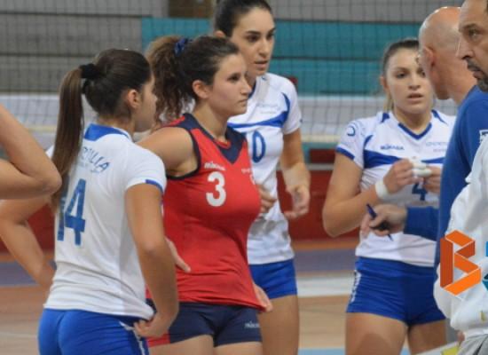 Sportilia, così non va: il Prisma Asem Bari vince 3-0