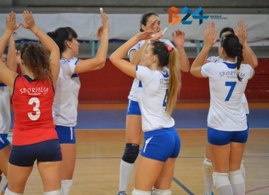 Sportilia, il cuore non basta: Sebilot Manfredonia vince 3-0