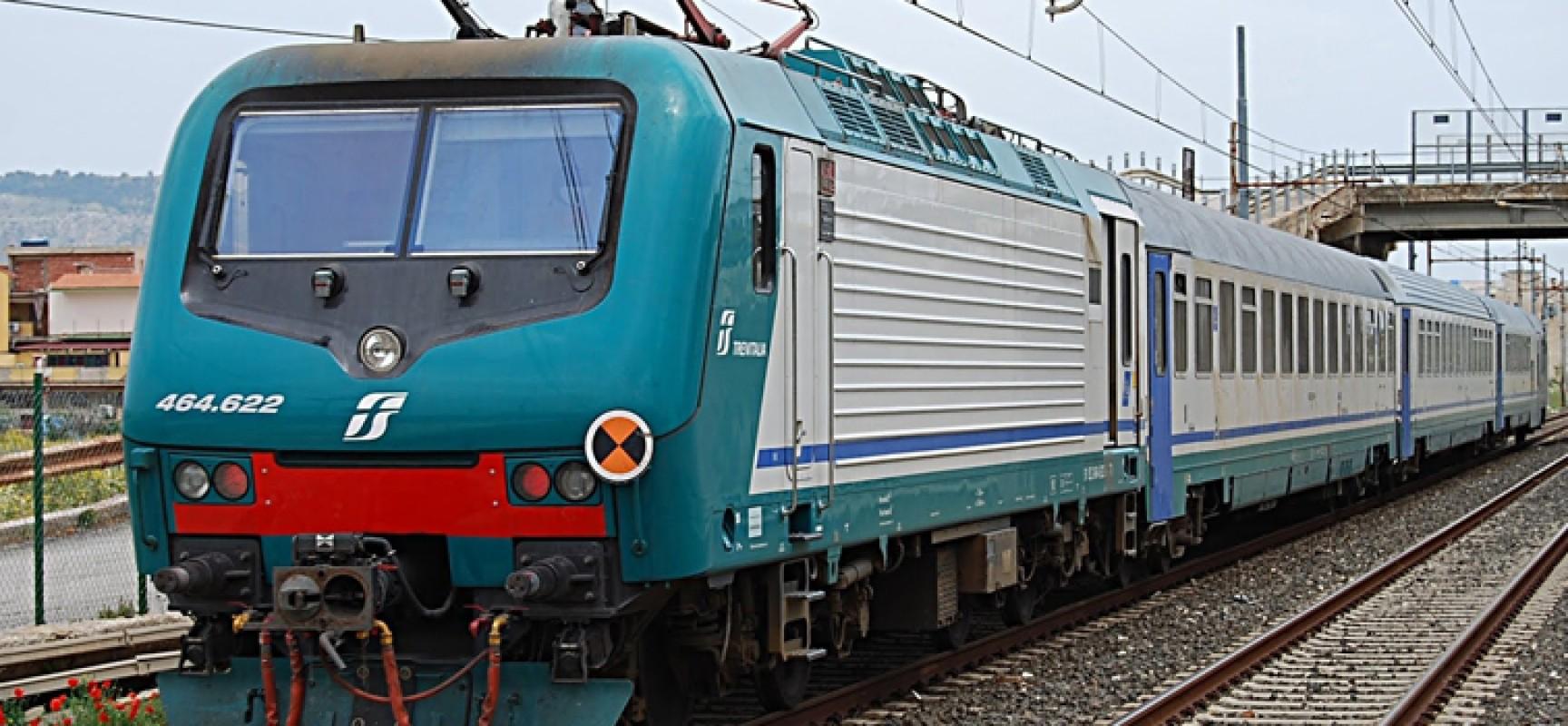 Sciopero treni 26 e 27 novembre: fascia 6-9 garantita poi un regionale su tre