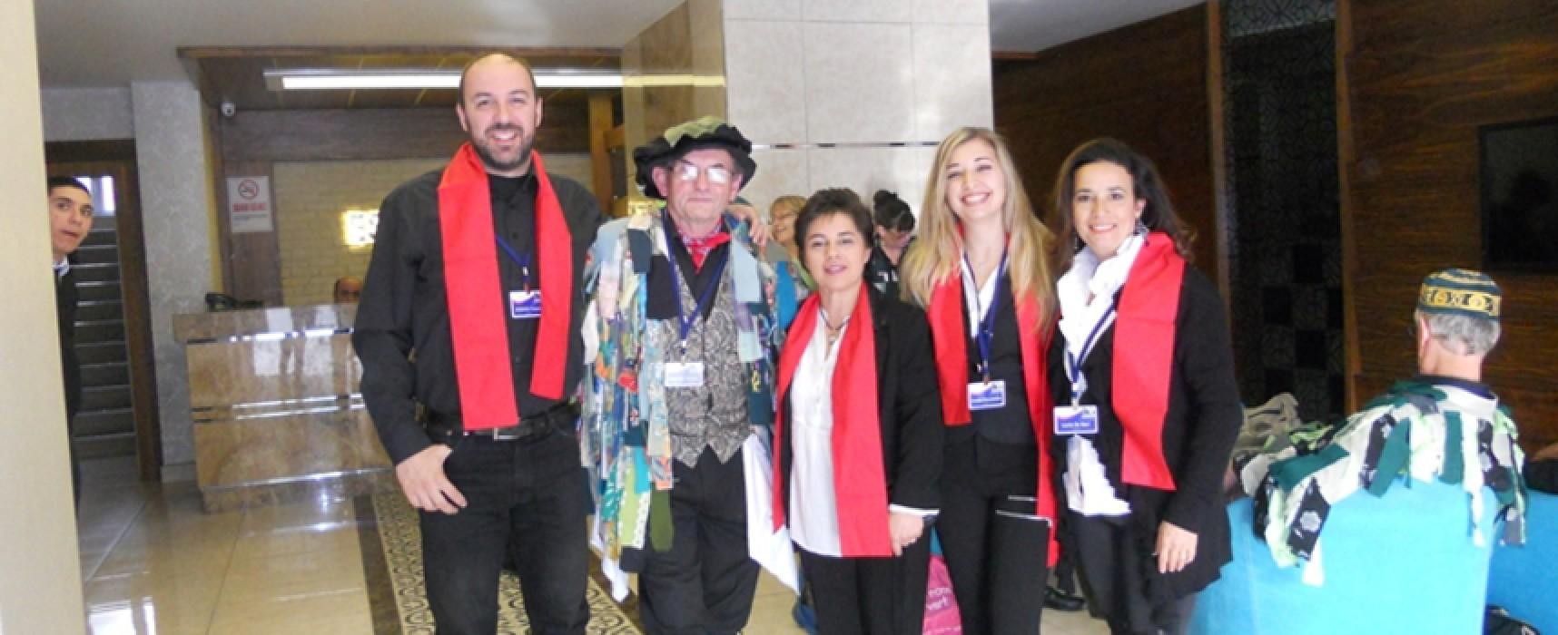 """L'Associazione culturale """"Valeria Martina"""" conquista anche la Turchia con il progetto """"L-PATHS Erasmus+"""""""