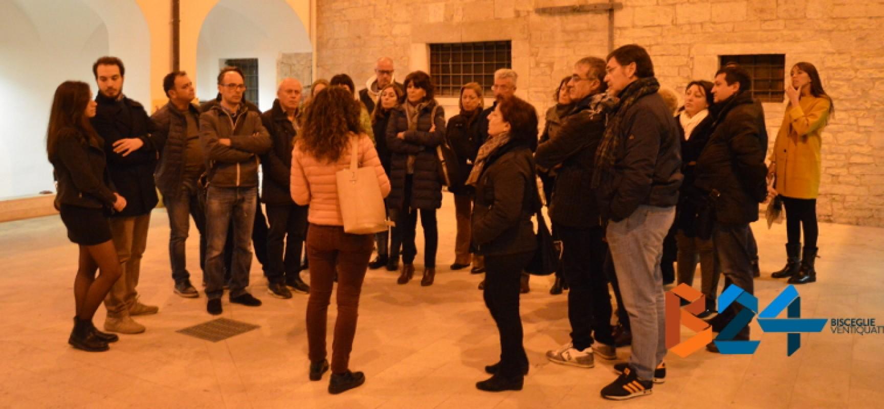 Musei la proposta di bisceglie civile una fondazione for Buono per servizi turistici