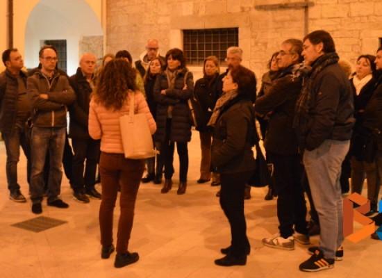 """Boom di presenze alle visite guidate della Pro Loco durante """"Calici nel Borgo Antico"""" / FOTO"""