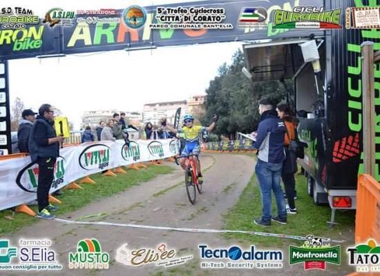 Ottimi risultati per la Ludobike nella domenica di corse a Corato