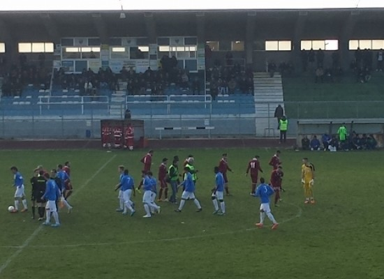 Unione Calcio, brutta battuta d'arresto a Grottaglie