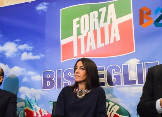 Inaugurata la sezione di Forza Italia insieme a Maurizio Gasparri e Mara Carfagna /FOTO