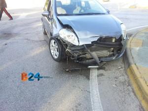 Incidente rotonda Sant'Andrea