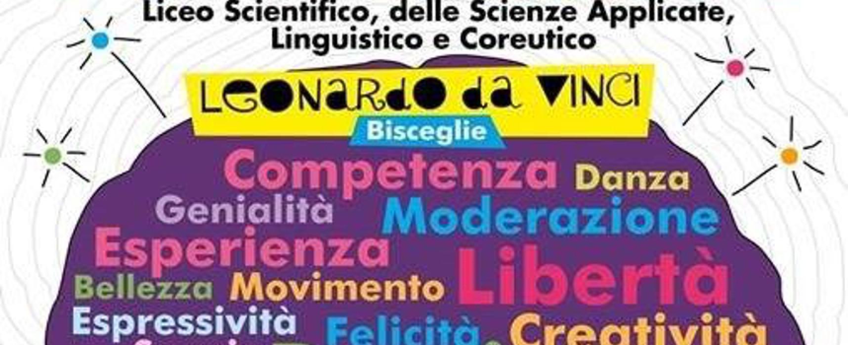 """A gennaio il Liceo da Vinci organizza altre due giornate di """"Open day"""""""