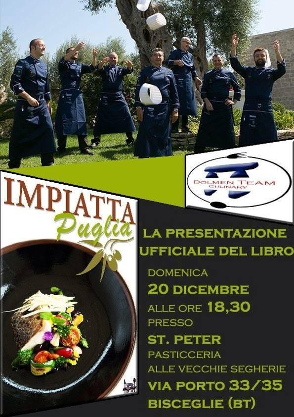 Locandina Impiatta Puglia