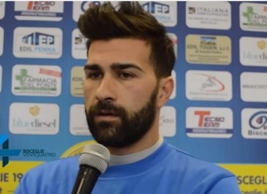 Lopopolo presenta il big match tra Futsal Bisceglie e Futsal Isola/VIDEO
