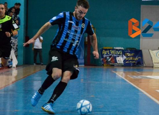 Domar Takler Matera – Futsal Bisceglie sospesa per impraticabilità di campo