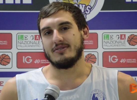 Ambrosia impegnata nella sfida contro la capolista Montegranaro, intervista a Cecchetti /VIDEO