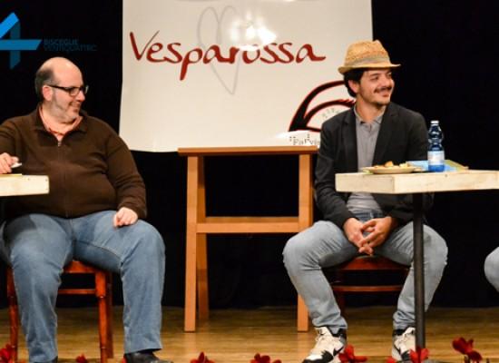 """Uccio De Santis e Mario Pennelli stregano il """"Don Sturzo"""" nella serata dedicata al Vesparossa / FOTO"""
