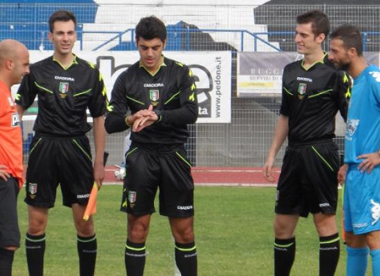 Riparte da Trani il girone di ritorno dell'Unione Calcio