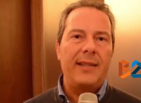 Gli auguri di buon anno del sindaco Spina alla città di Bisceglie / VIDEO
