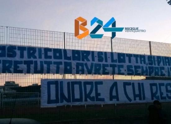 Il Bisceglie calcio prova a pensare al campo e domenica sfida l'Isola Liri / I CONVOCATI