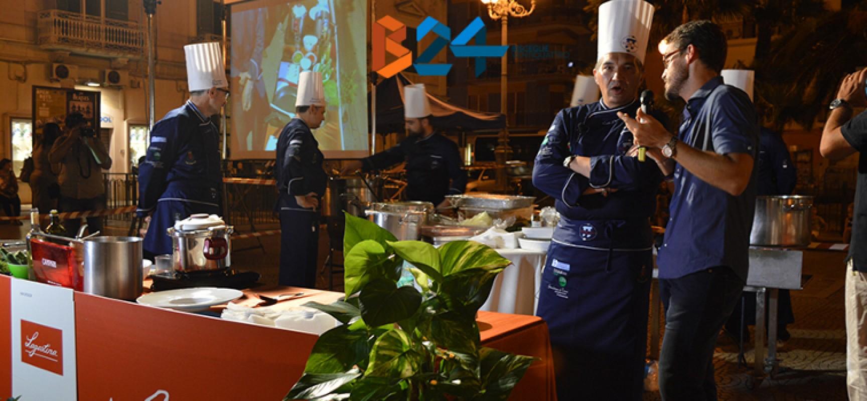 """""""Impiatta Puglia"""" , peculiarità culinarie e tipicità nostrane raccontate dal Dolmen Team Culinary"""