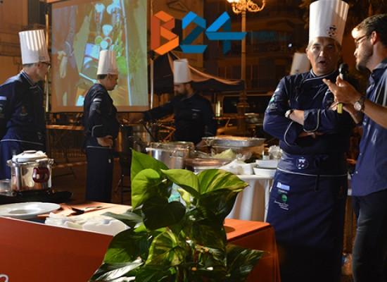 """Gli chef guidati da Carlo Papagni lanciano il concorso gastronomico """"Trofeo Dolmen Team"""""""