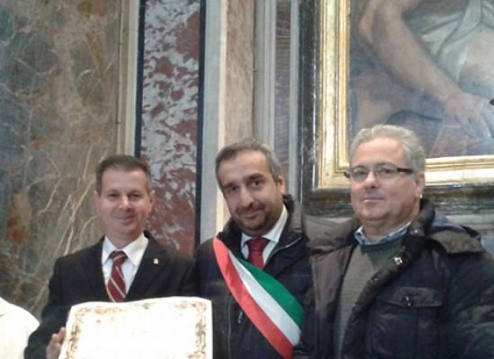 Anche Bisceglie ha celebrato in Vaticano il Giubileo della Misericordia
