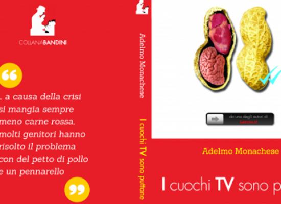 """""""I cuochi tv sono puttane"""" di Adelmo Monachese al Makeart di Bisceglie, parte #storiadaridere"""