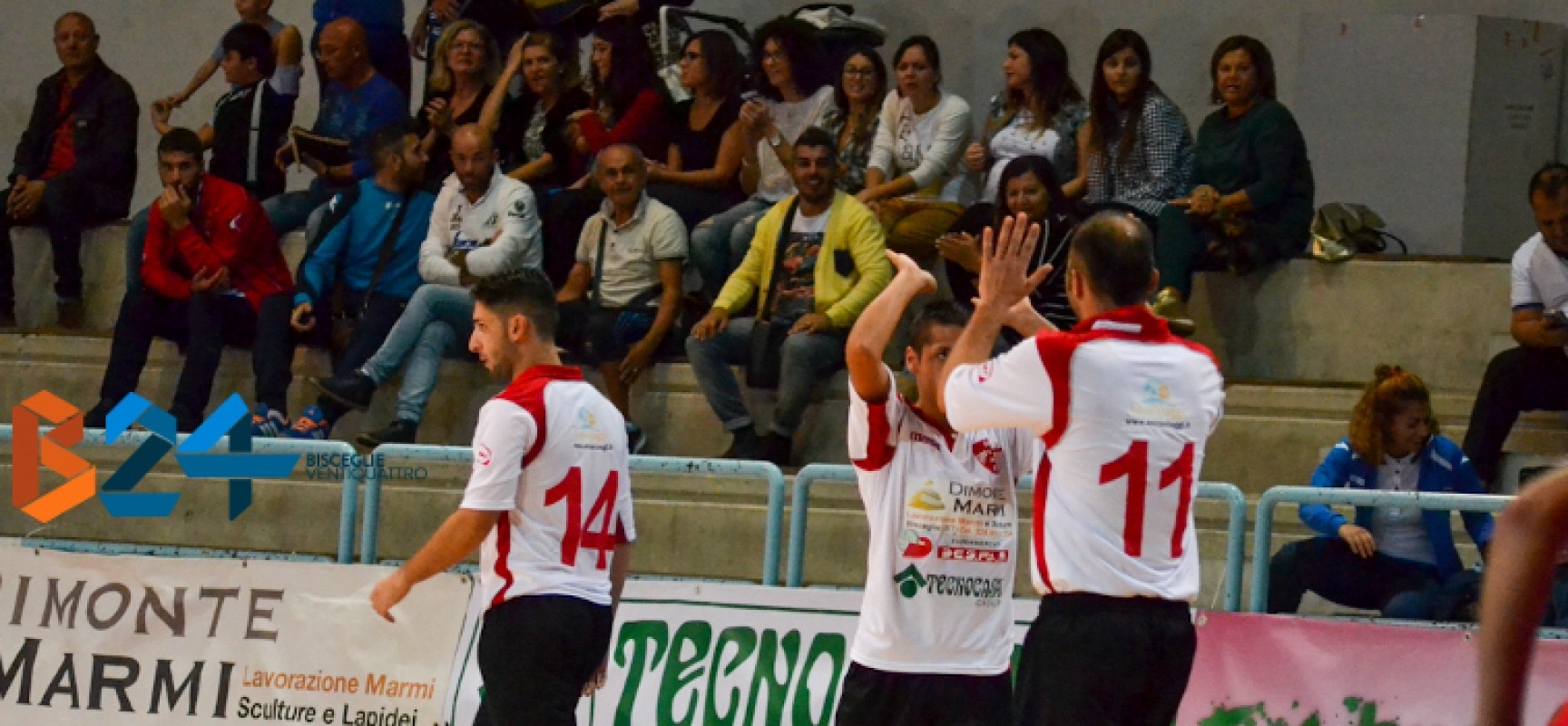 Diaz chiede spazio al Futsal Club, Santos a Locorotondo, Nettuno ospita il Futsal Andria