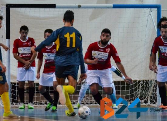 La Diaz fa suo il derby contro il Santos Club, il Nettuno supera il Futsal Messapia / CLASSIFICA