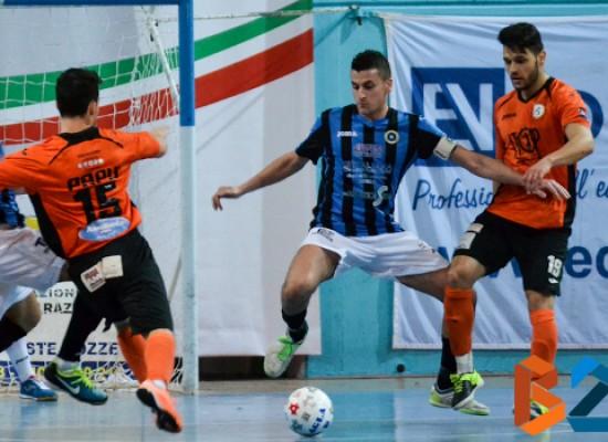 Online gli highlights di Futsal Bisceglie-Futsal Isola / VIDEO