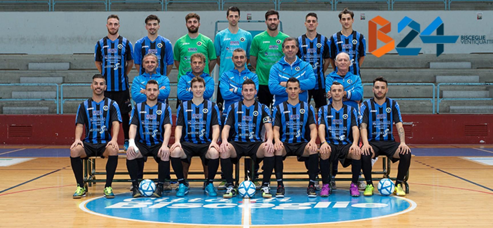 FINALE: Futsal Bisceglie – Salinis 7-3