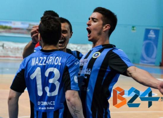 Futsal Bisceglie vittorioso a Catanzaro / VIDEO HIGHLIGHTS