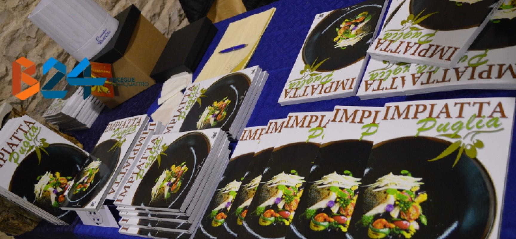 """Storie di cucina, di Puglia e di amicizia: Team Dolmen Culinary presenta """"Impiatta Puglia"""" / FOTO"""