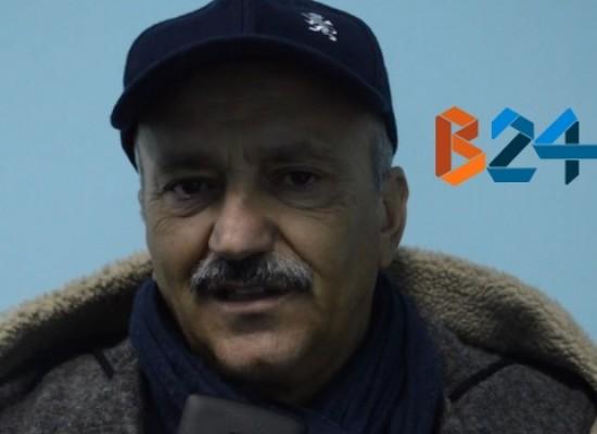 """Capurso a Bisceglie24: """"Non sono d'accordo ma rispetto le decisioni della società""""/VIDEO"""