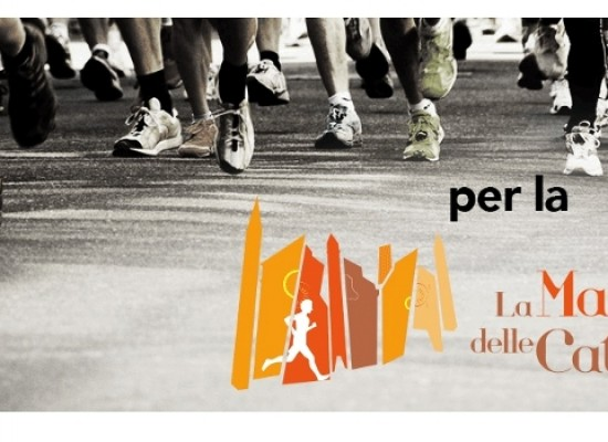 """Oltre mille iscritti a """"La Maratona delle Cattedrali"""", partirà da Bisceglie la mezza maratona"""