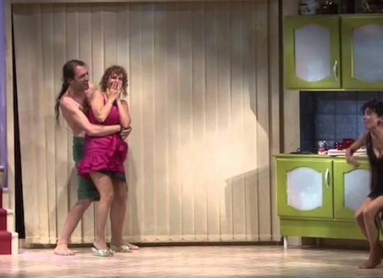 Il Notturno di Ruccello con Giuliana De Sio appassiona il pubblico del Teatro Garibaldi