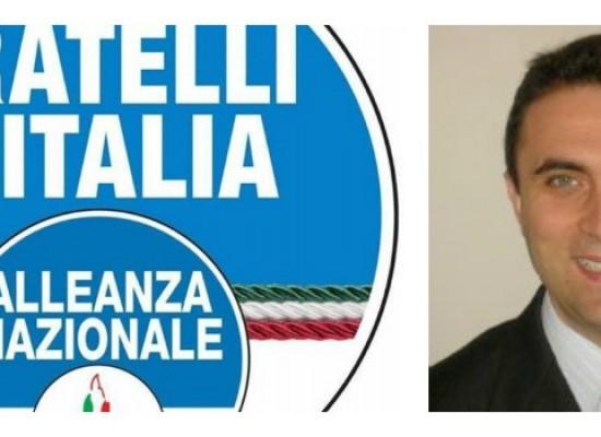 Pasquale Todisco portavoce di Fratelli d'Italia-An Bisceglie
