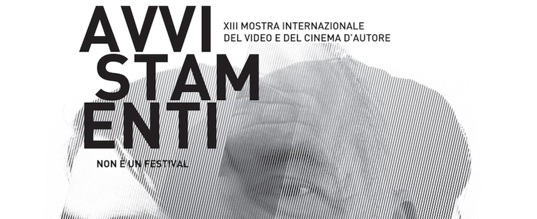 Parte domani la tredicesima edizione di Avvistamenti, mostra sul cinema e video d'autore