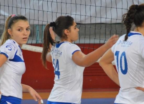 Sportilia cerca la quarta, a Trani per centrare il quarto successo consecutivo