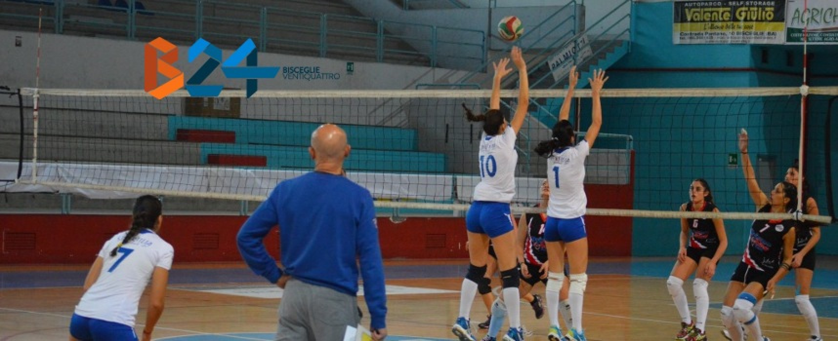 Sportilia Volley, è quasi fatta: ancora un punto ed è ai playoff
