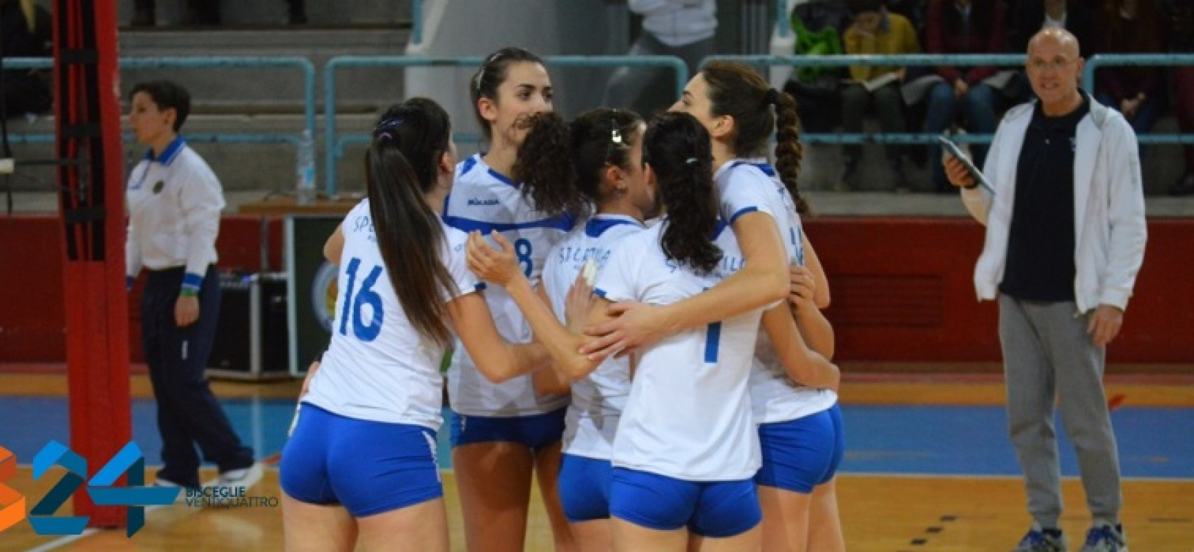Sportilia Volley sconfitta a Manfredonia e fuori dai playoff