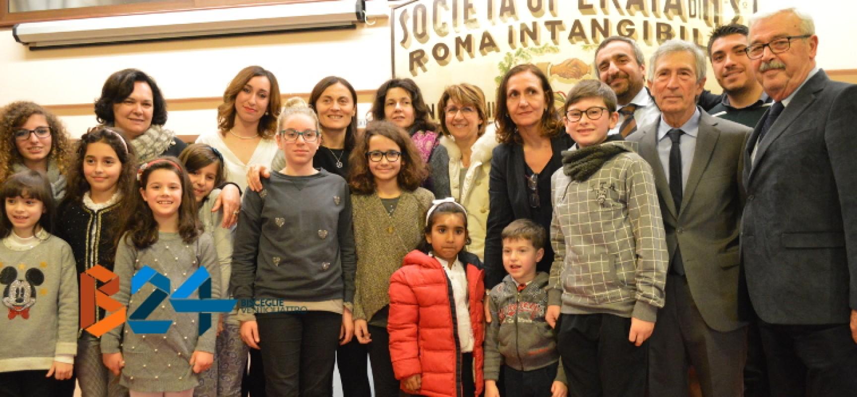 """""""Ti racconto… il mio Natale"""", ecco i bambini premiati dalla Pro Loco / FOTO PREMIAZIONE"""