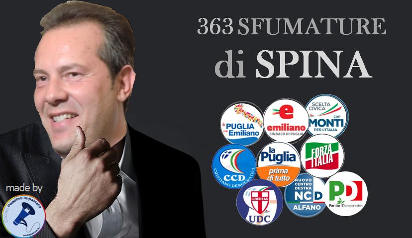 363 sfumature di Spina