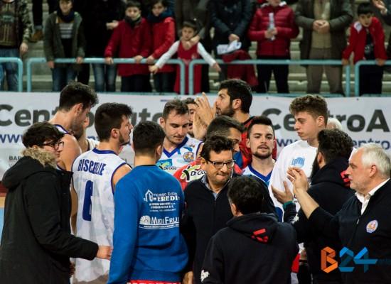 Ambrosia: vittoria netta con Giulianova, continua la corsa per i playoff