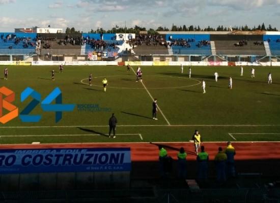 """Il Bisceglie Calcio impatta con il Serpentara, al """"Ventura"""" termina 0-0"""