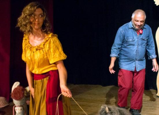 """Al teatro don Sturzo sarà presentato """"Chisciò"""" per l'ottavo appuntamento di Scena84"""
