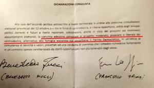Documento Fucci-Spina