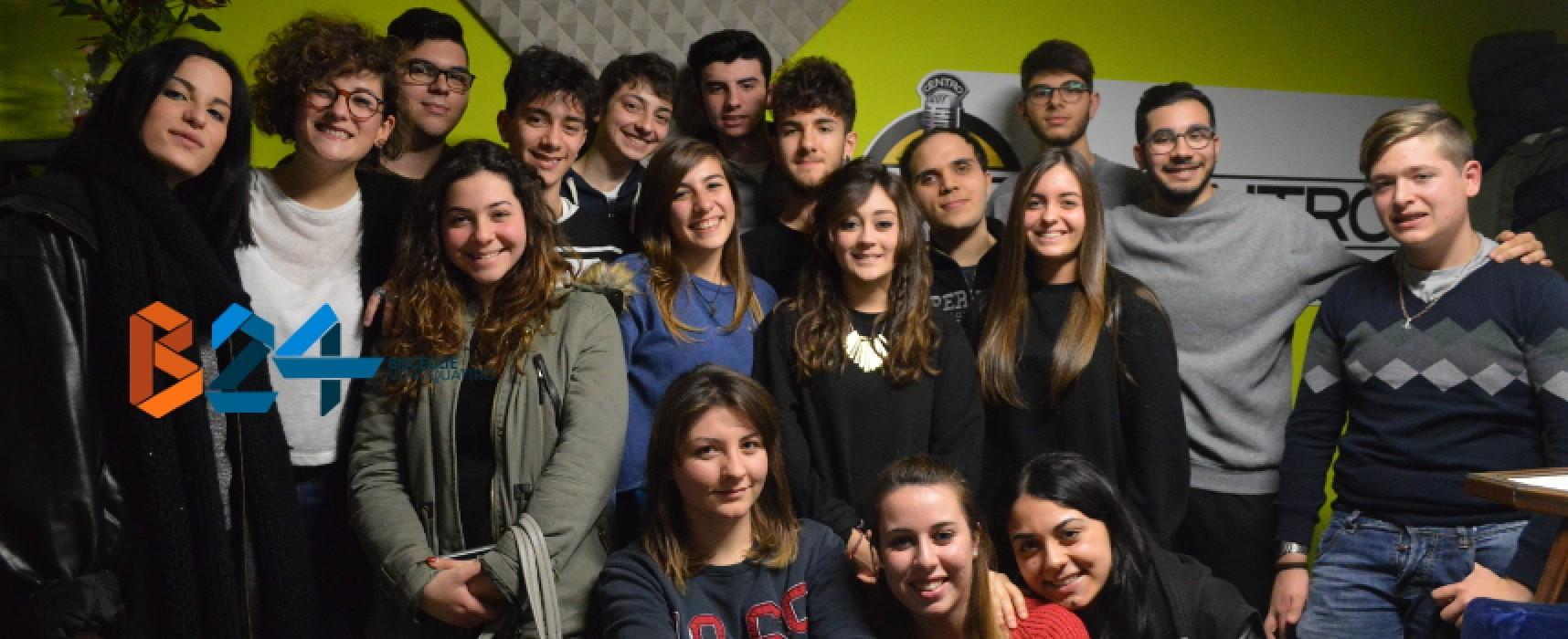 """Giovani speaker, registi e autori: parte anche a Bisceglie il progetto """"High School Radio"""""""